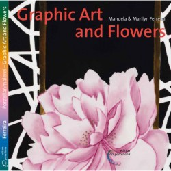 Graphic Art and Flower